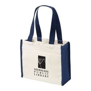 14 Oz. Coventry Cotton Canvas Tote Bag